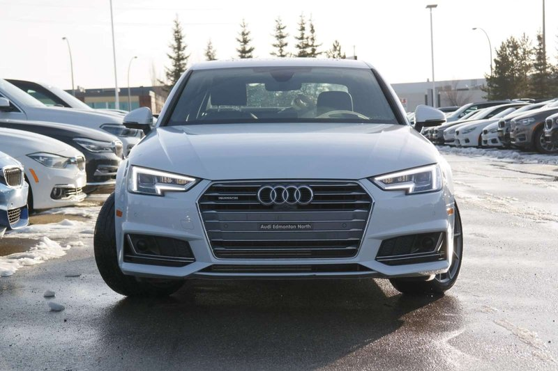 2017 Audi A4 for sale in Edmonton, Alberta