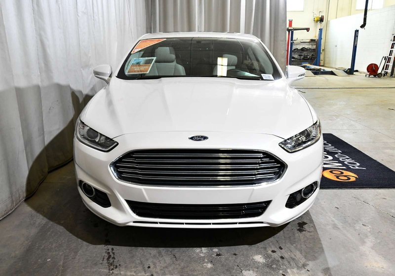 2016 Ford Fusion for sale in Red Deer, Alberta