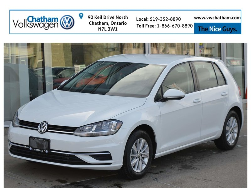 2019 Volkswagen Golf for sale in Chatham, Ontario