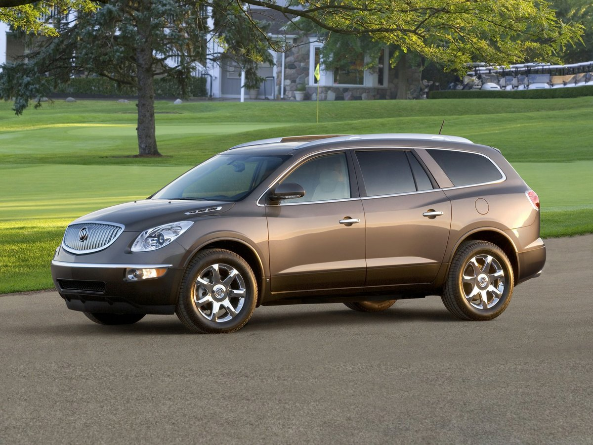 2009 Buick Enclave for sale in Edmonton, Alberta