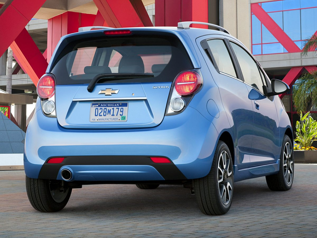 2013 Chevrolet Spark for sale in North and South Surrey, British Columbia