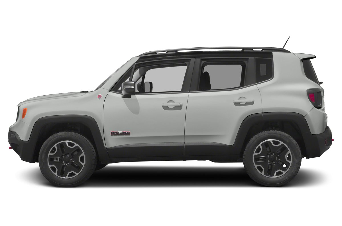 2017 Jeep Renegade for sale in Peace River, Alberta