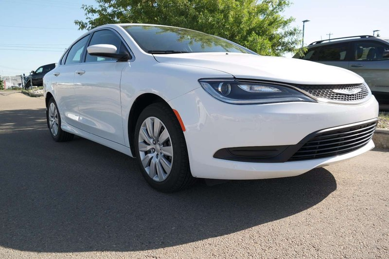 2016 Chrysler 200 for sale in Edmonton, Alberta