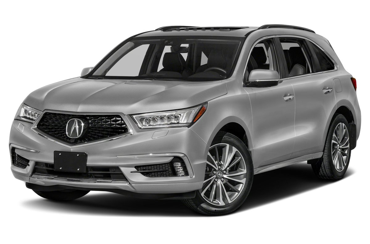 2017 Acura MDX for sale in Calgary, Alberta