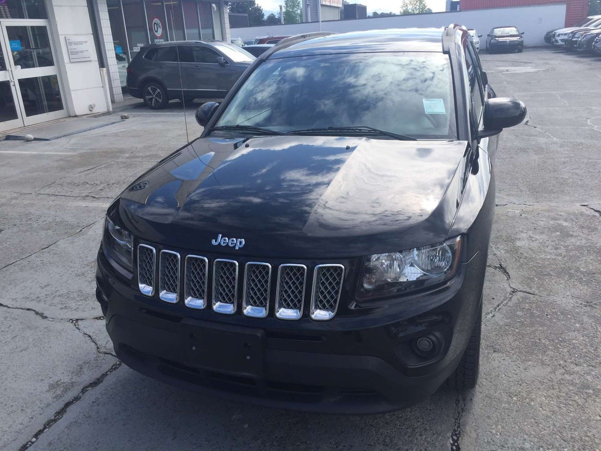 2014 Jeep Compass for sale in Coquitlam, British Columbia