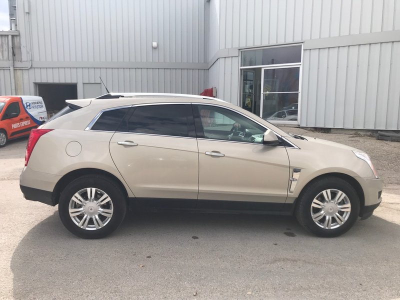 2012 Cadillac SRX for sale in Winnipeg, Manitoba