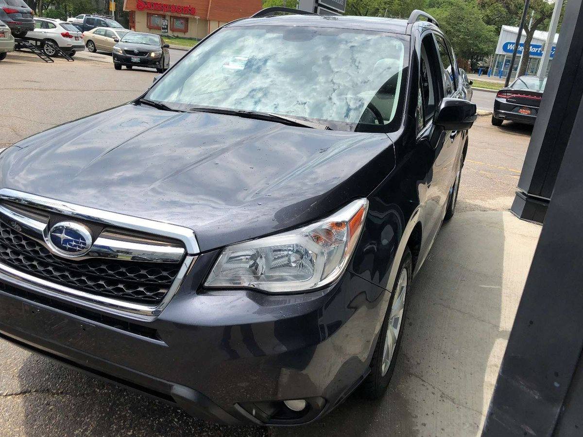 2014 Subaru Forester for sale in Winnipeg, Manitoba