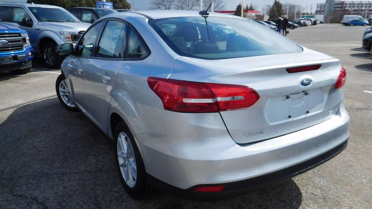 2017 Ford Focus for sale in Oakville, Ontario