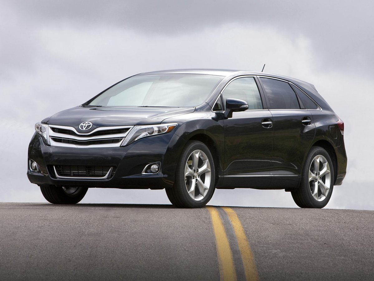 2013 Toyota Venza for sale in Edmonton, Alberta