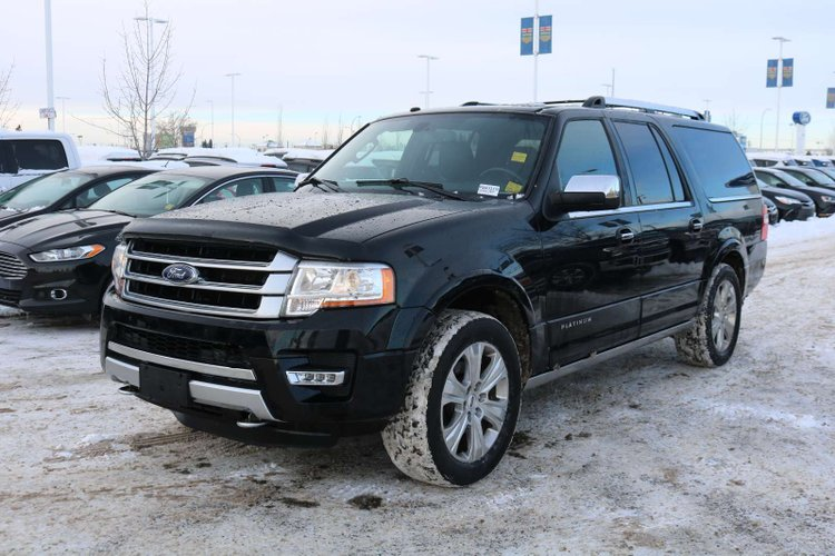 Ford Expedition Max Platinum For Sale In Edmonton Alberta