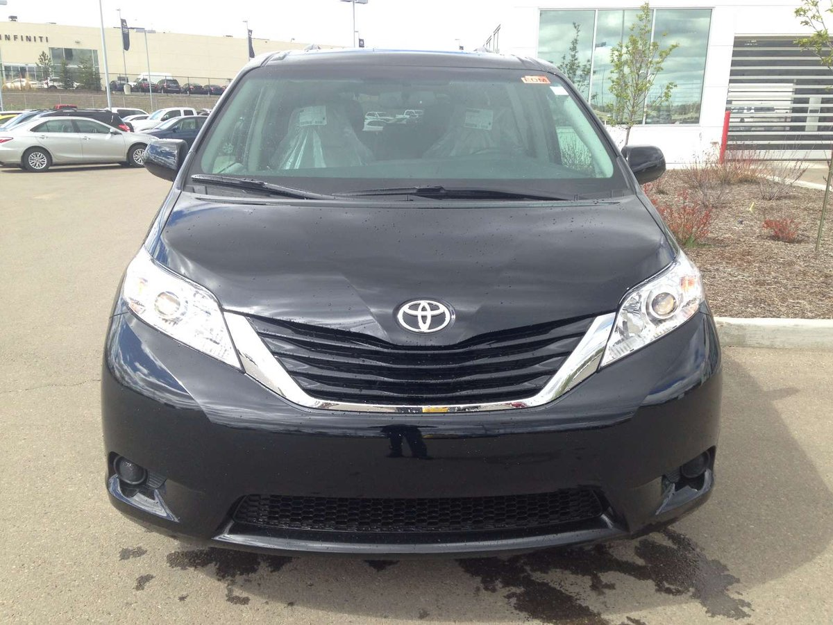 2017 Toyota Sienna for sale in Edmonton, Alberta