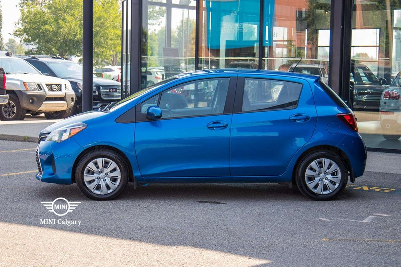2015 Toyota Yaris for sale in Calgary, Alberta