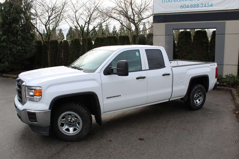 2015 GMC Sierra 1500 for sale in Langley, British Columbia