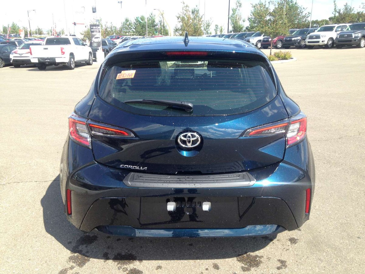 2019 Toyota Corolla Hatchback for sale in Edmonton, Alberta