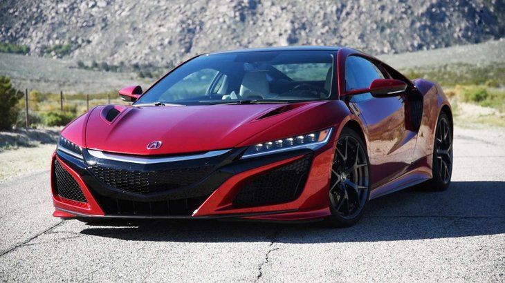 2017 Acura Nsx For Sale >> 2017 Acura Nsx For Sale In Markham Ontario