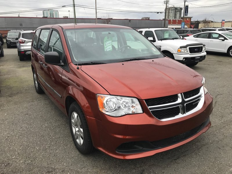 2012 Dodge Grand Caravan for sale in Abbotsford, British Columbia