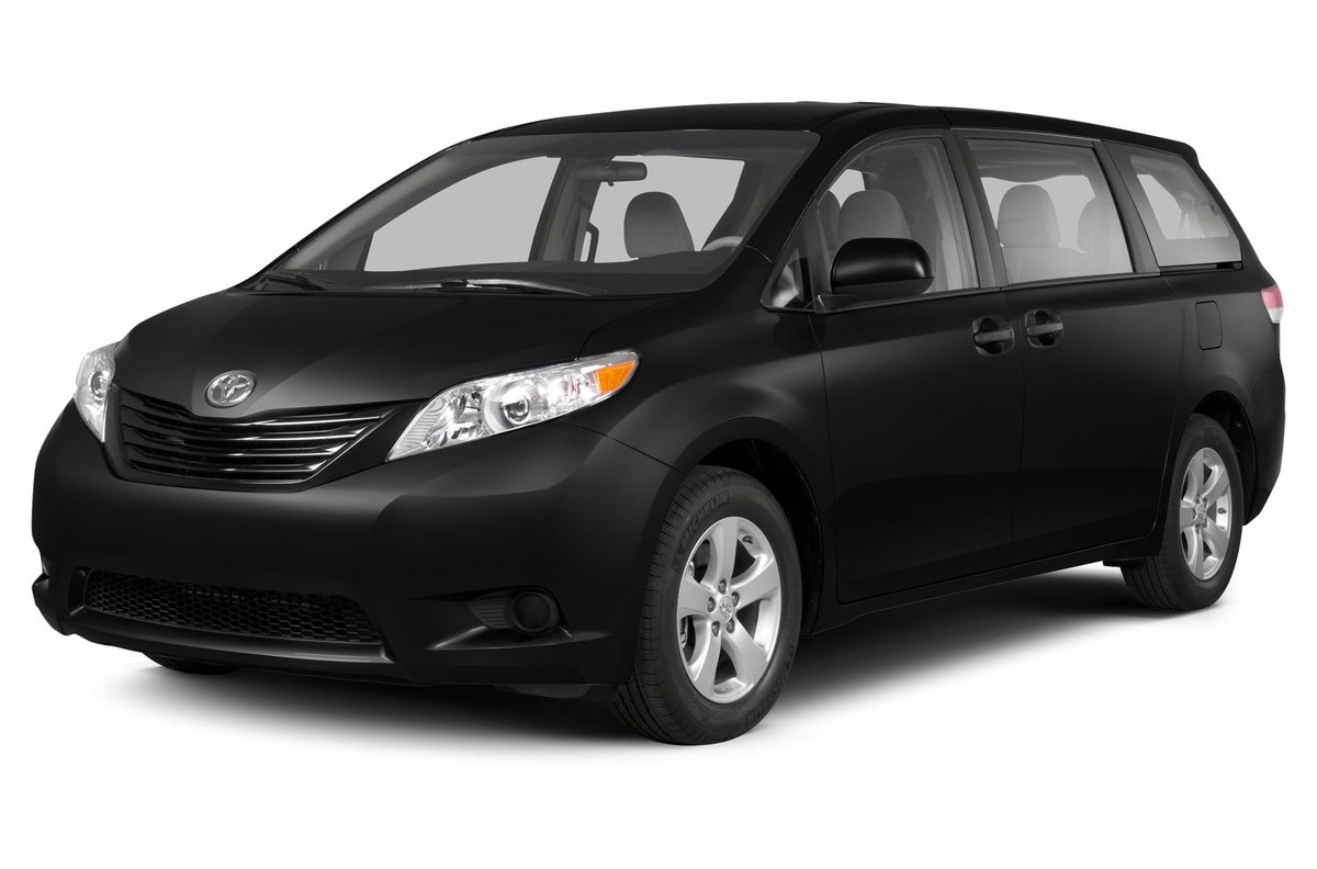 2013 Toyota Sienna for sale in Red Deer, Alberta