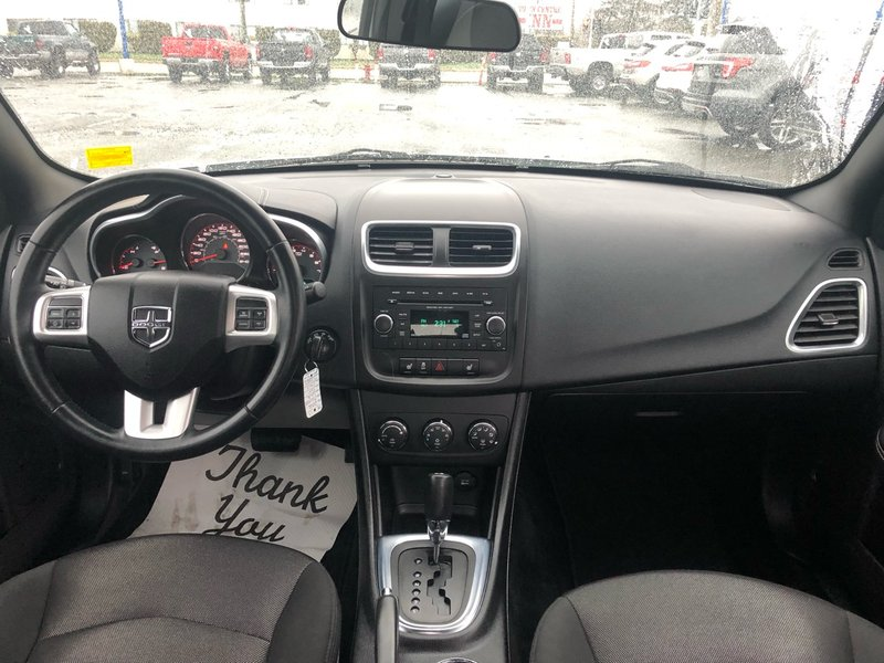 2013 Dodge Avenger for sale in Campbell River, British Columbia