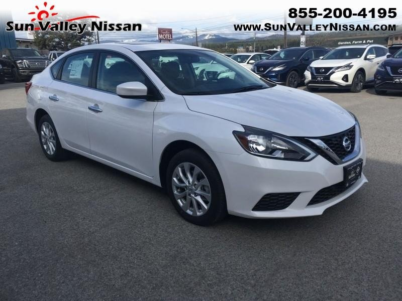 2019 Nissan Sentra for sale in Cranbrook, British Columbia