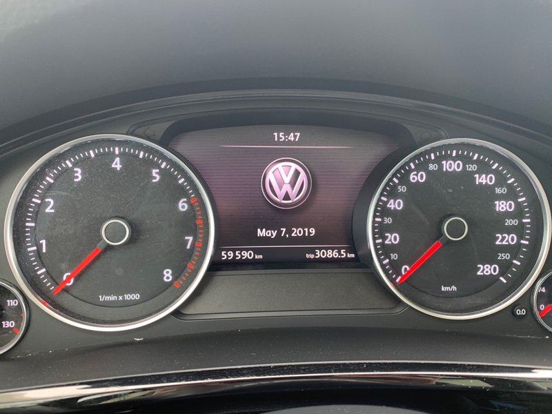 2015 Volkswagen Touareg for sale in Rimouski, Quebec