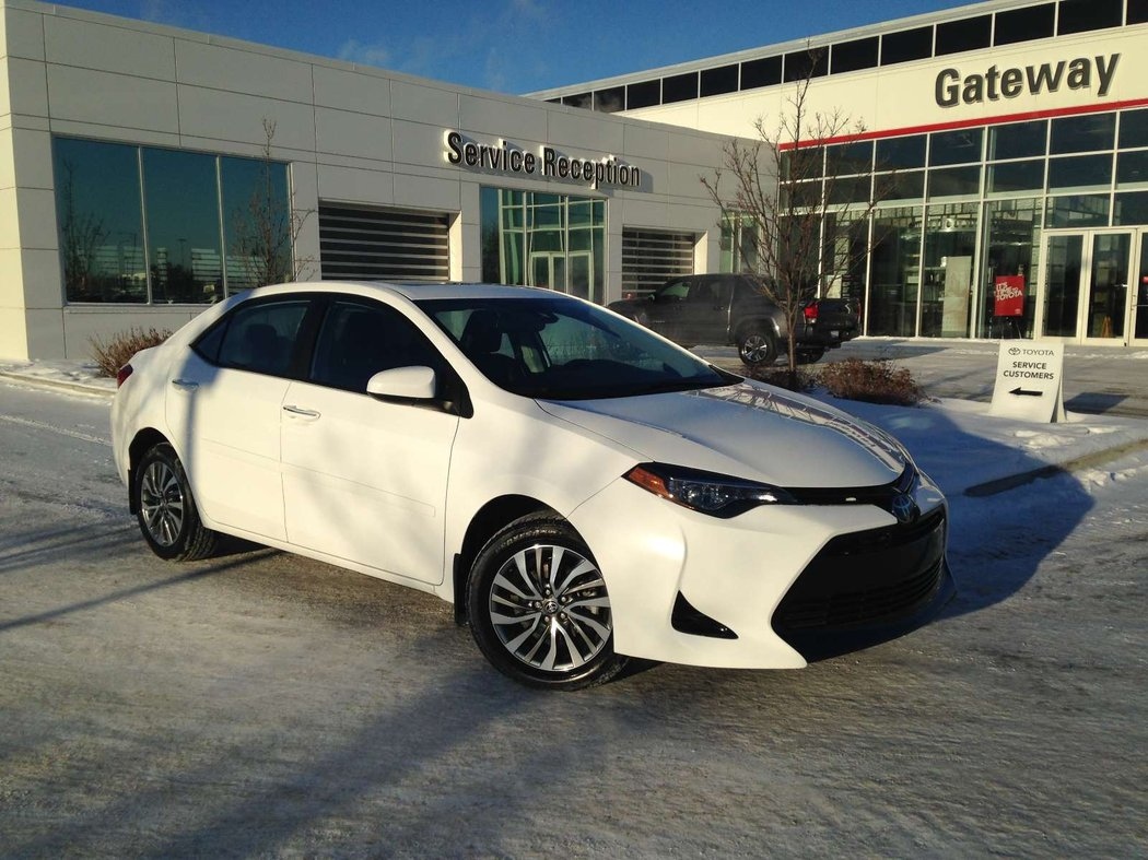 2018 Toyota Corolla for sale in Edmonton