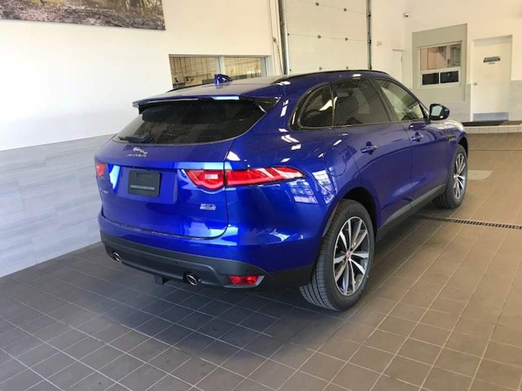Calgary Auto Mall New Used Car Dealership Calgary: 2018 Jaguar F-PACE For Sale In Calgary