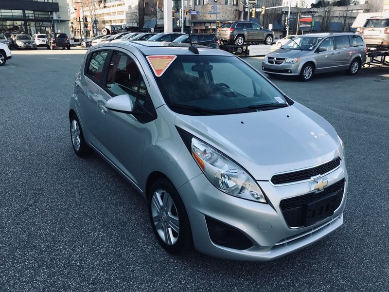 2015 Chevrolet Spark for sale in Richmond, British Columbia