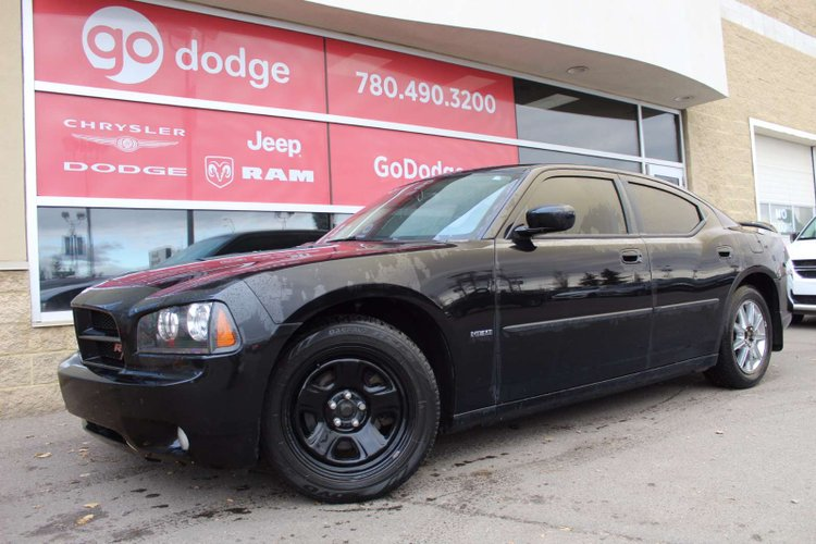 2010 Dodge Charger R/T for sale in Edmonton, Alberta