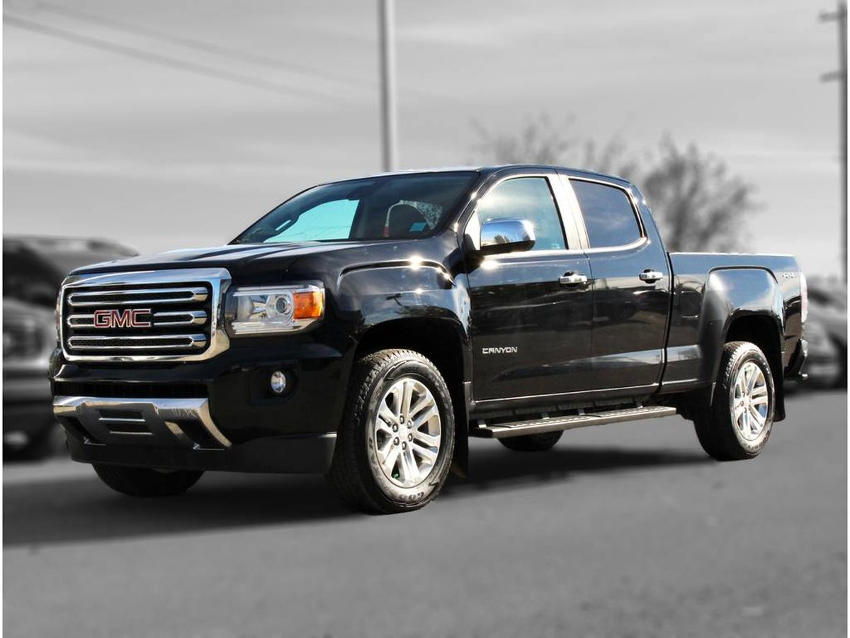 2015 GMC Canyon for sale in Edmonton
