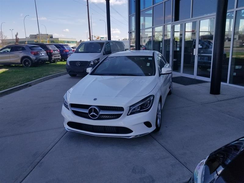 2018 Mercedes-Benz CLA for sale in Calgary, Alberta
