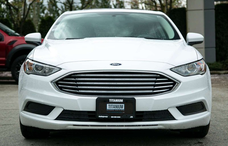 2018 Ford Fusion for sale in Langley, British Columbia