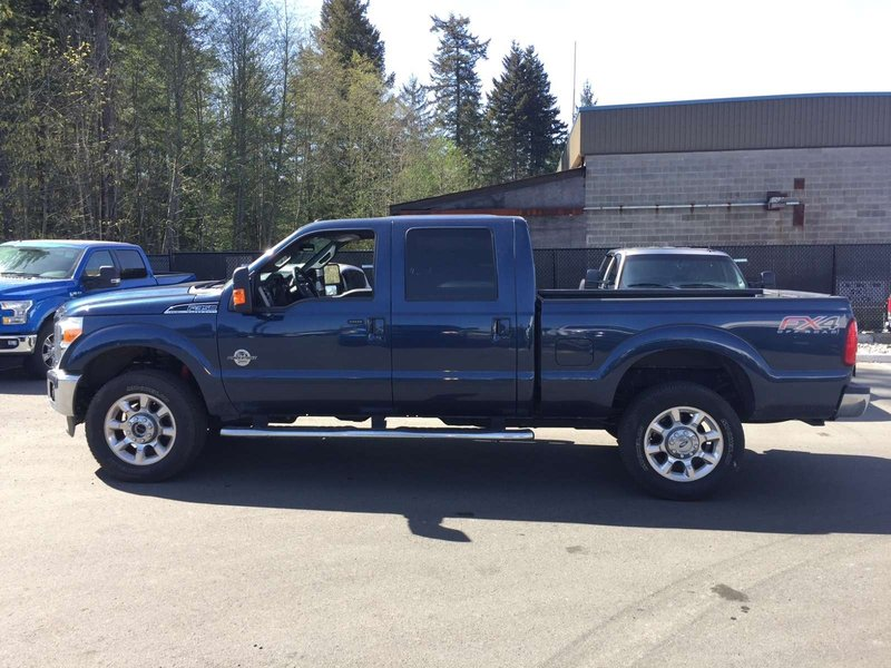 2016 Ford Super Duty F-350 SRW for sale in Campbell River, British Columbia