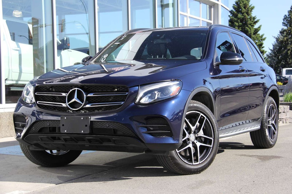 2017 mercedes benz glc for sale in kamloops for Mercedes benz glc 300 accessories