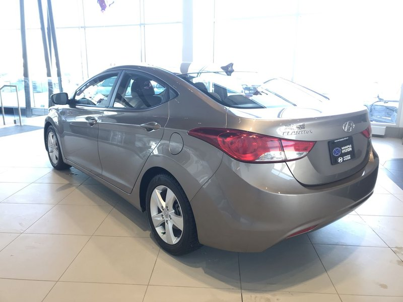 2013 Hyundai Elantra for sale in Winnipeg, Manitoba