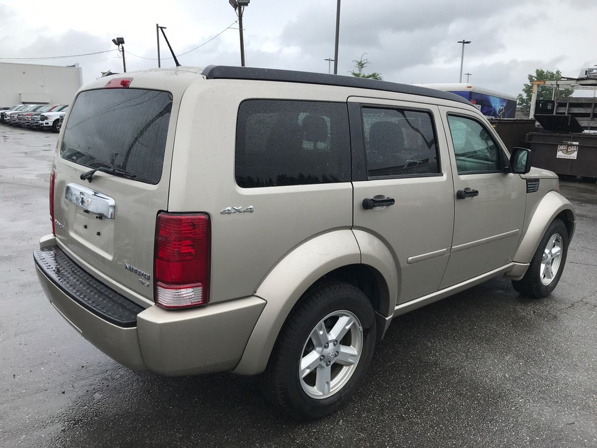2010 Dodge Nitro for sale in Abbotsford, British Columbia