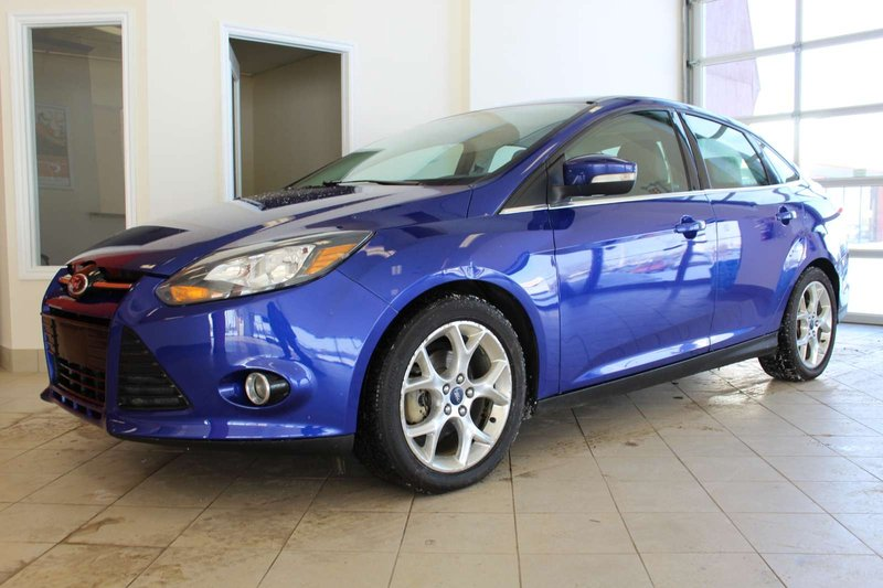 2013 Ford Focus for sale in Red Deer, Alberta