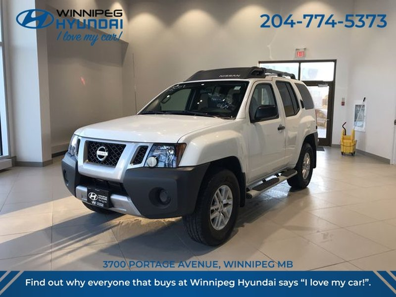2015 Nissan Xterra for sale in Winnipeg, Manitoba