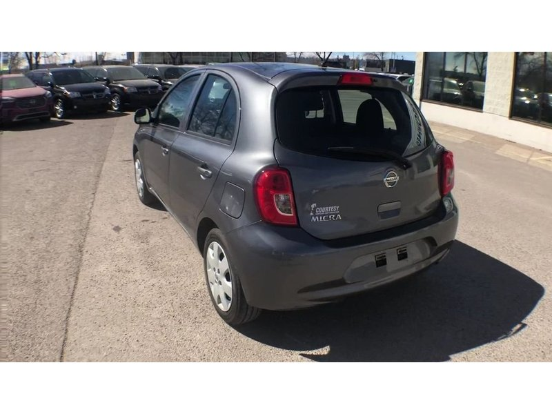 2017 Nissan Micra for sale in Calgary, Alberta