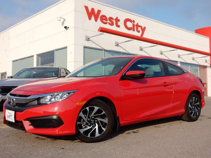 Honda Civic Coupe For Sale >> 2018 Honda Civic Coupe For Sale In Belleville
