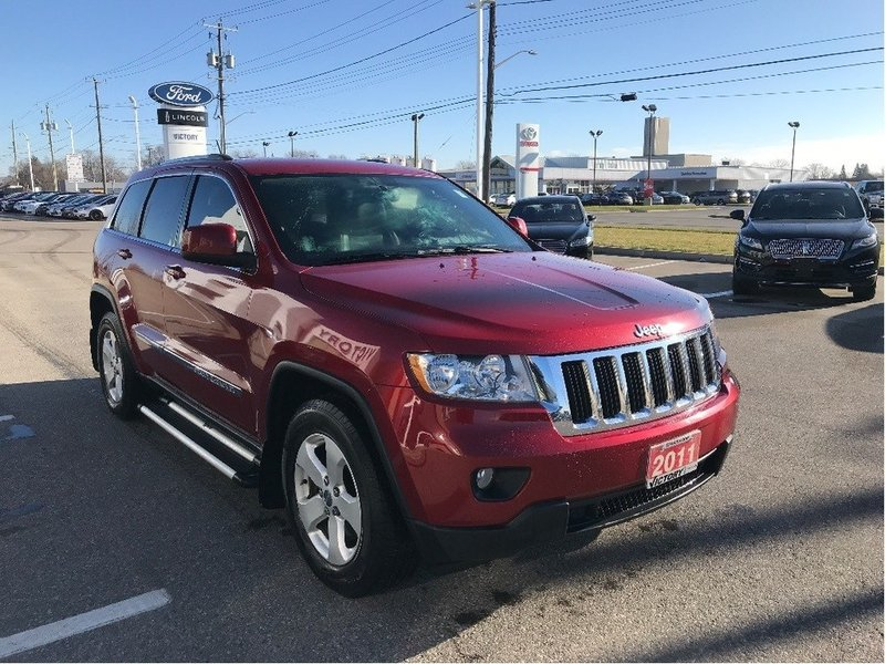 2011 Jeep Grand Cherokee for sale in Chatham, Ontario