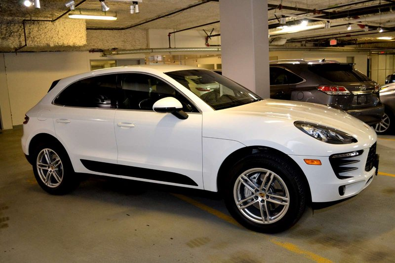 2015 Porsche Macan for sale in Vancouver, British Columbia
