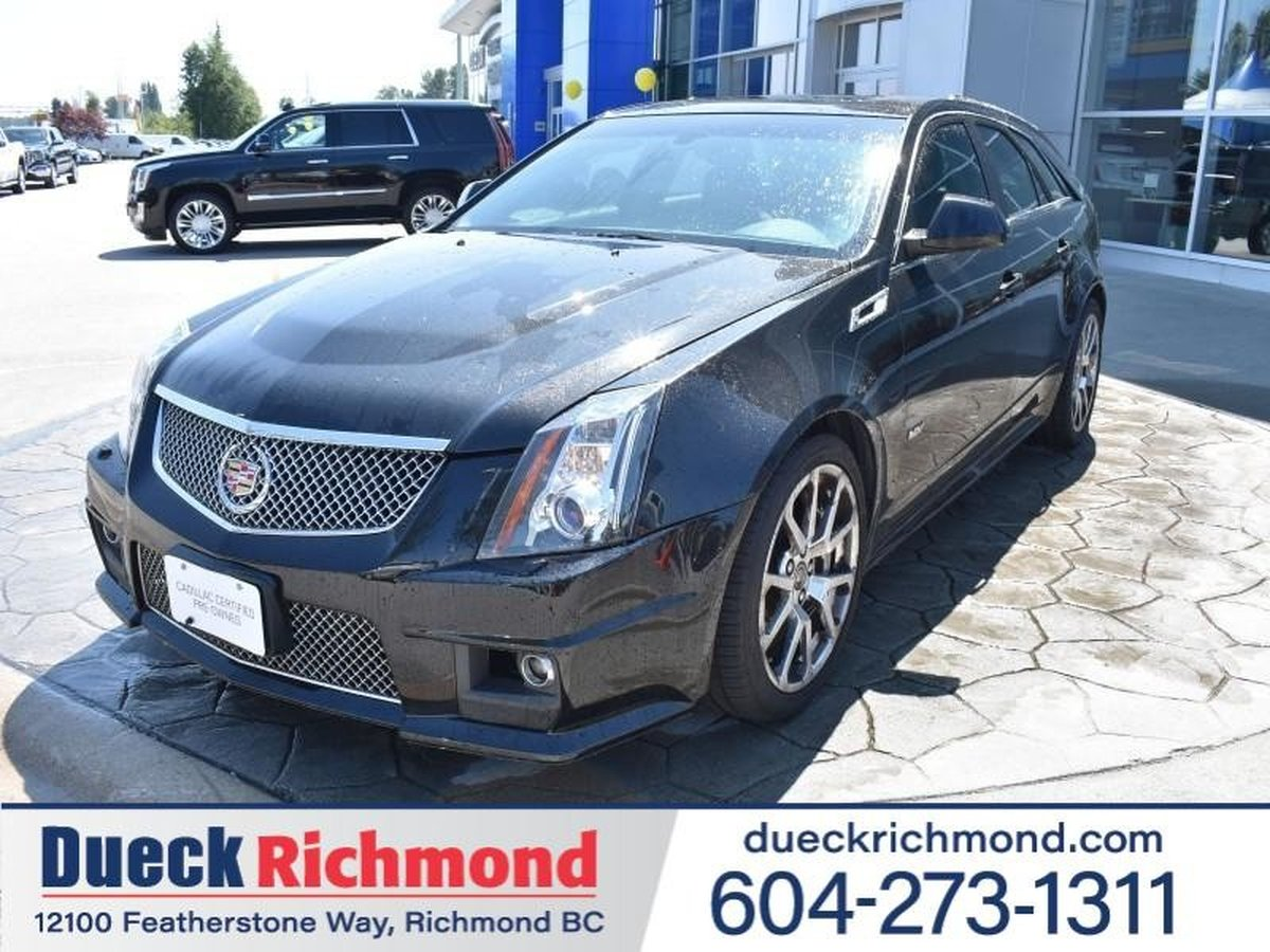 Cadillac Cts-V Wagon For Sale >> 2013 Cadillac Cts V Wagon For Sale In Richmond