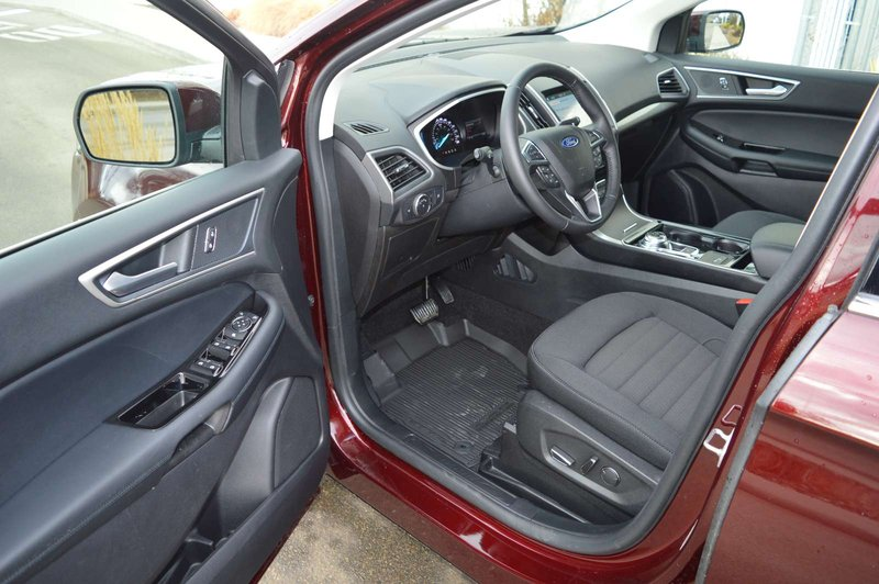 2019 Ford Edge for sale in Kamloops, British Columbia