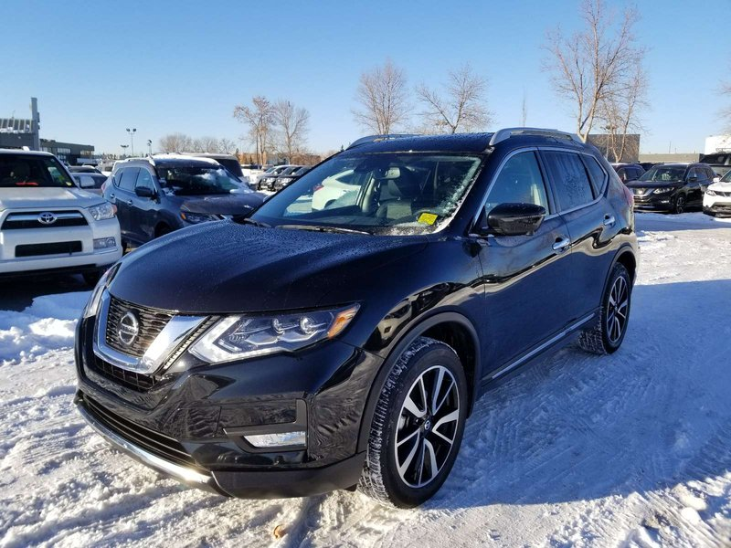 2018 Nissan Rogue for sale in Calgary, Alberta