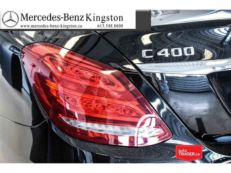 2015 Mercedes-Benz C-Class for sale in Kingston, Ontario