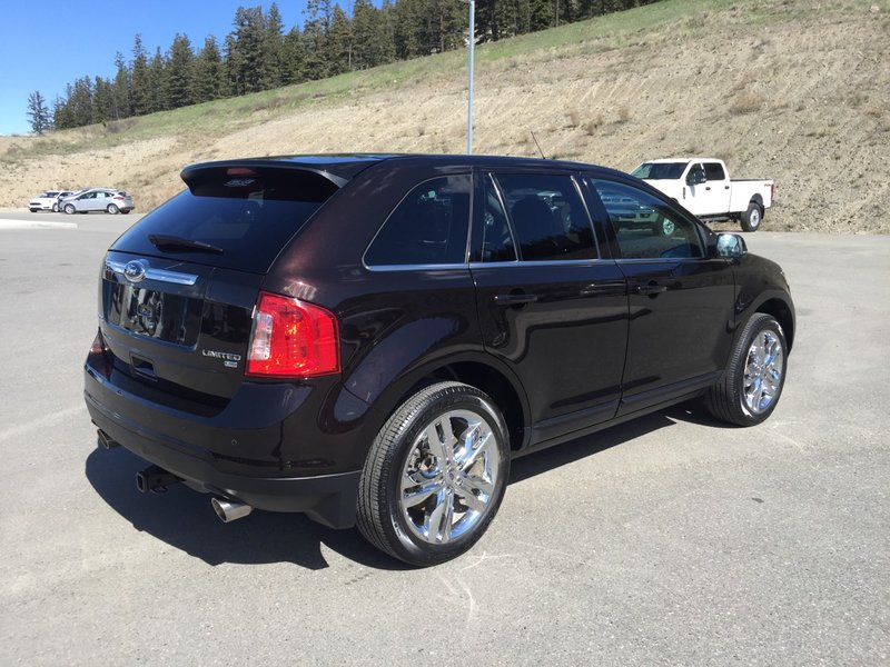 2013 Ford Edge for sale in Williams Lake, British Columbia