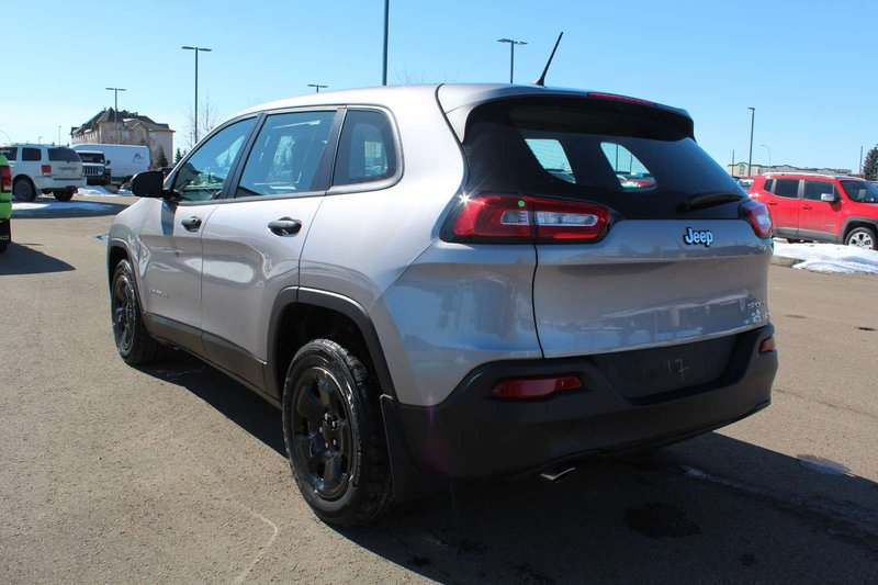 2018 Jeep Cherokee for sale in Edmonton, Alberta