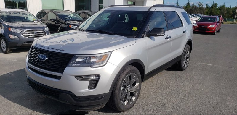 2018 Ford Explorer for sale in Yellowknife, Northwest Territories