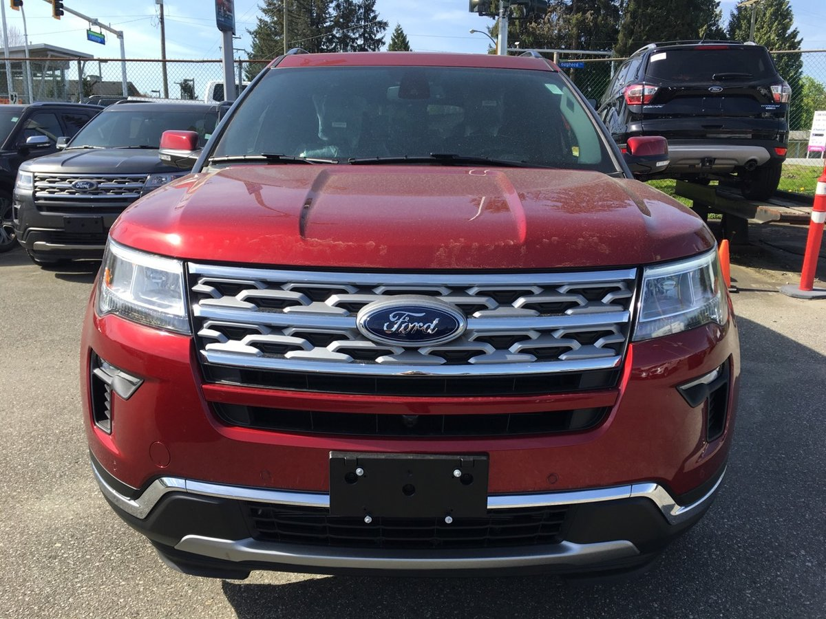 2018 Ford Explorer for sale in Port Coquitlam, British Columbia