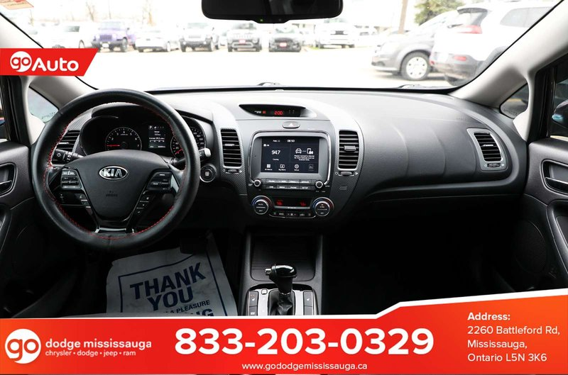 2017 Kia Forte for sale in Mississauga, Ontario